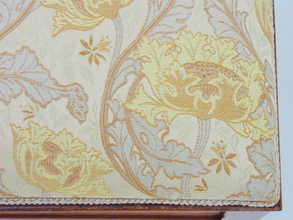 アンティーク家具 イギリスアンティーク家具  スツール インレイドスツール ヴィクトリアン スツール マーケットリー スツール