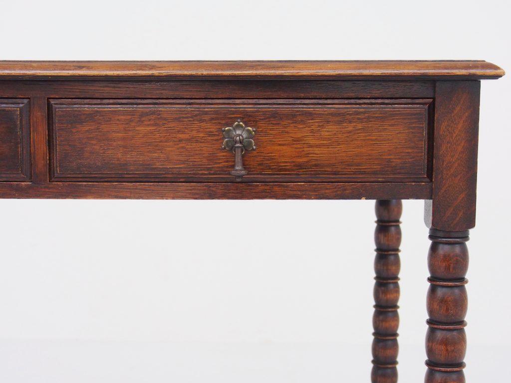 アンティーク家具 イギリスアンティーク家具 サイドテーブル デスク コンソール 作業台