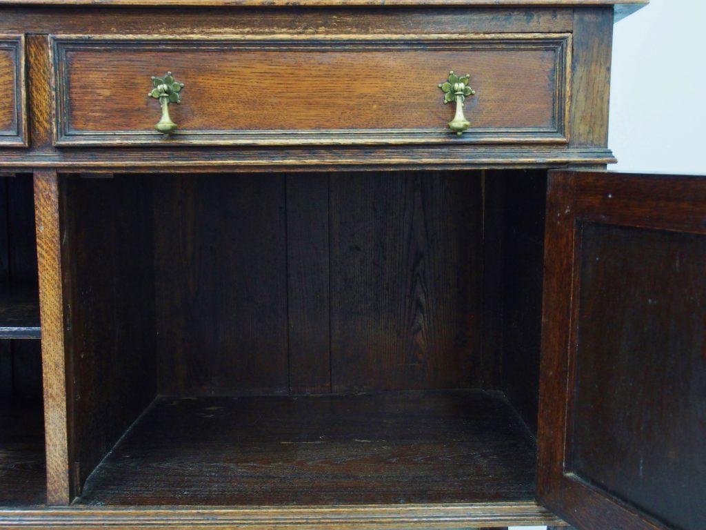 アンティーク家具 イギリスアンティーク家具 サイドボード アンティーク収納家具 カップボード 食器棚