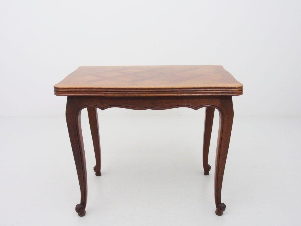 フレンチ スモールドローリーフテーブル/18050302013