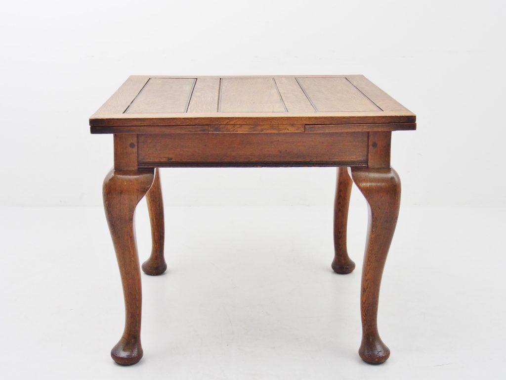 アンティーク家具 イギリスアンティーク ドローリーフテーブル ダイニングテーブル 拡張式テーブル エクステンションテーブル オーク