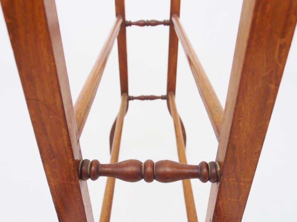 アンティーク家具 イギリスアンティーク タオルレール ラック アンティーク什器