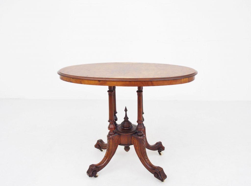 オーバル ティーテーブル / 18110102039