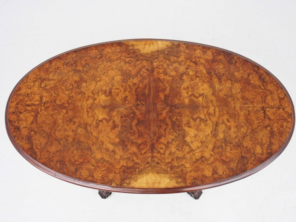 アンティーク家具 ウォルナット テーブル ティーテーブル ウィンドウテーブル サイドテーブル ミニテーブル 花台 パデスタル バーウォルナット イギリスアンティーク
