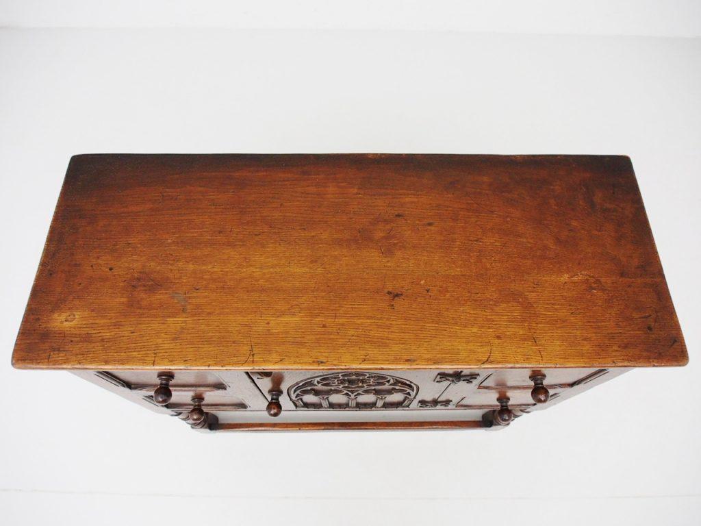 アンティーク家具 イギリスアンティーク カップボード キッチン収納 収納 サイドボード テレビ台 店舗什器