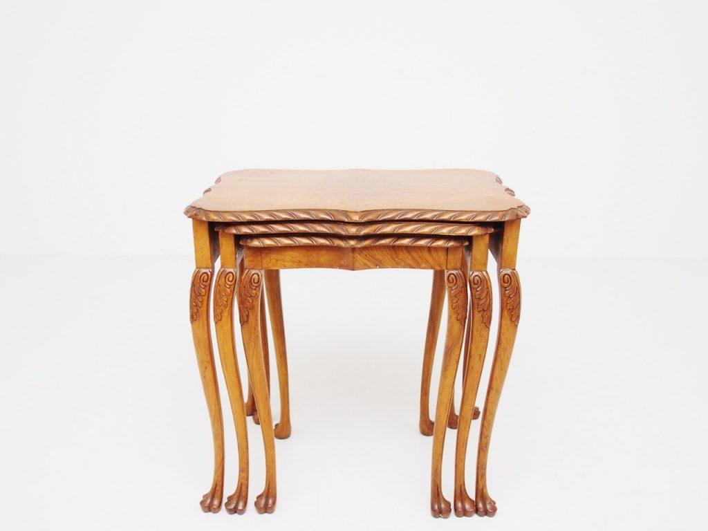 ウォールナット ネストテーブル / 19010306073