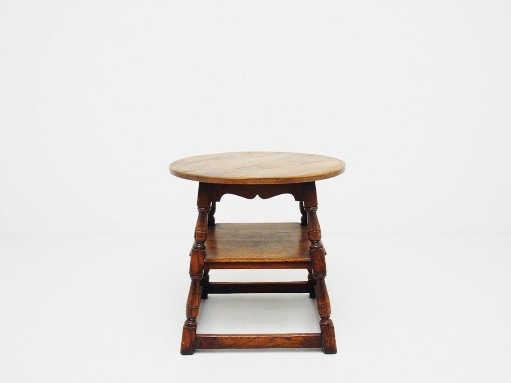ラウンド サイドテーブル / 19051206181