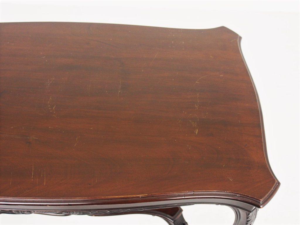 アンティーク家具 イギリスアンティーク ウィンドウテーブル マホガニー サイドテーブル オケージョナルテーブル windowtable mahogany