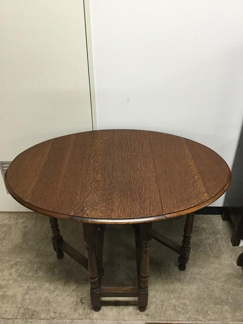ゲートレッグテーブル/18050302065
