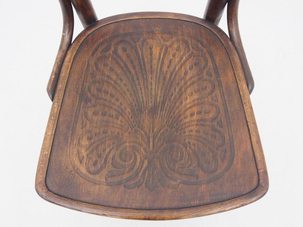 アンティーク家具 イギリスアンティーク トーネット thonet ベントウッドチェア 椅子 チェア カフェチェア