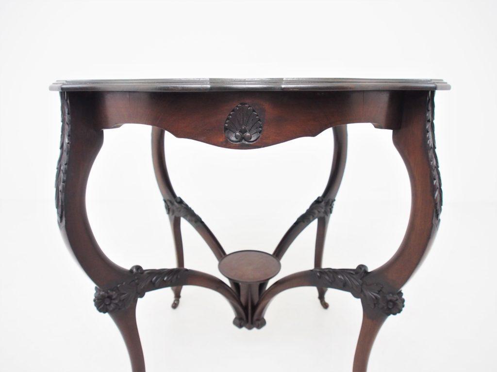 アンティーク家具 イギリスアンティーク ウィンドウテーブル サイドテーブル ティーテーブル ミニテーブル windowtable