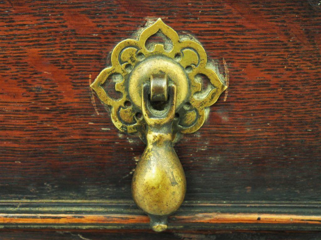 アンティーク家具 イギリスアンティーク サイドテーブル ホールテーブル ミニデスク ドレッサー 引出し付きテーブル