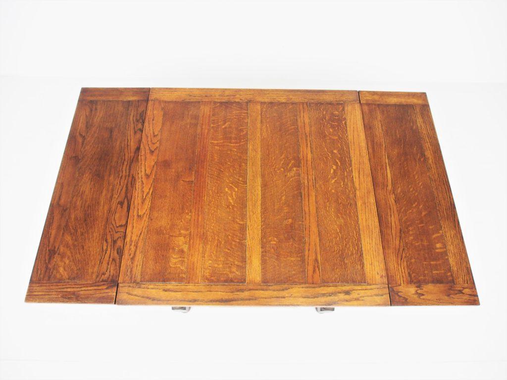 アンティーク家具 イギリスアンティーク ダイニングテーブル ドローリーフテーブル エクステンションテーブル 拡張テーブル