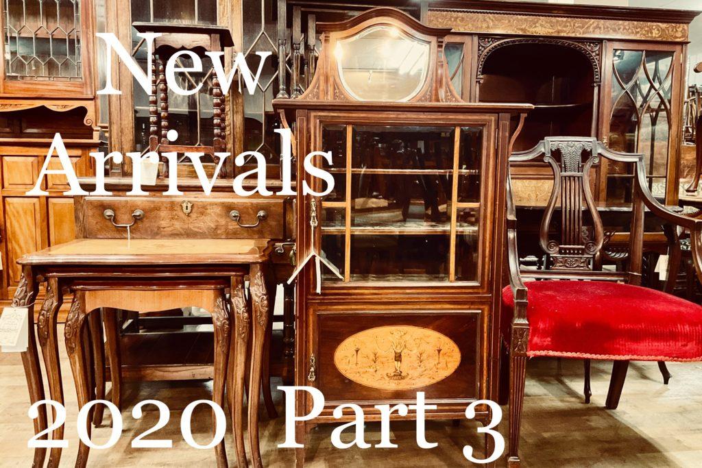 New Arrivals 2020- Part3