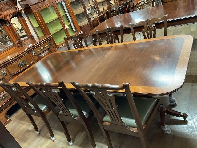 ご提案②ペデスタルテーブル/19050102074