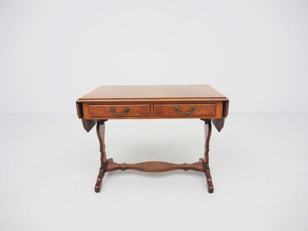 イギリスアンティーク家具 アンティーク家具 コーヒーテーブル ソファテーブル ウォルナットテーブル