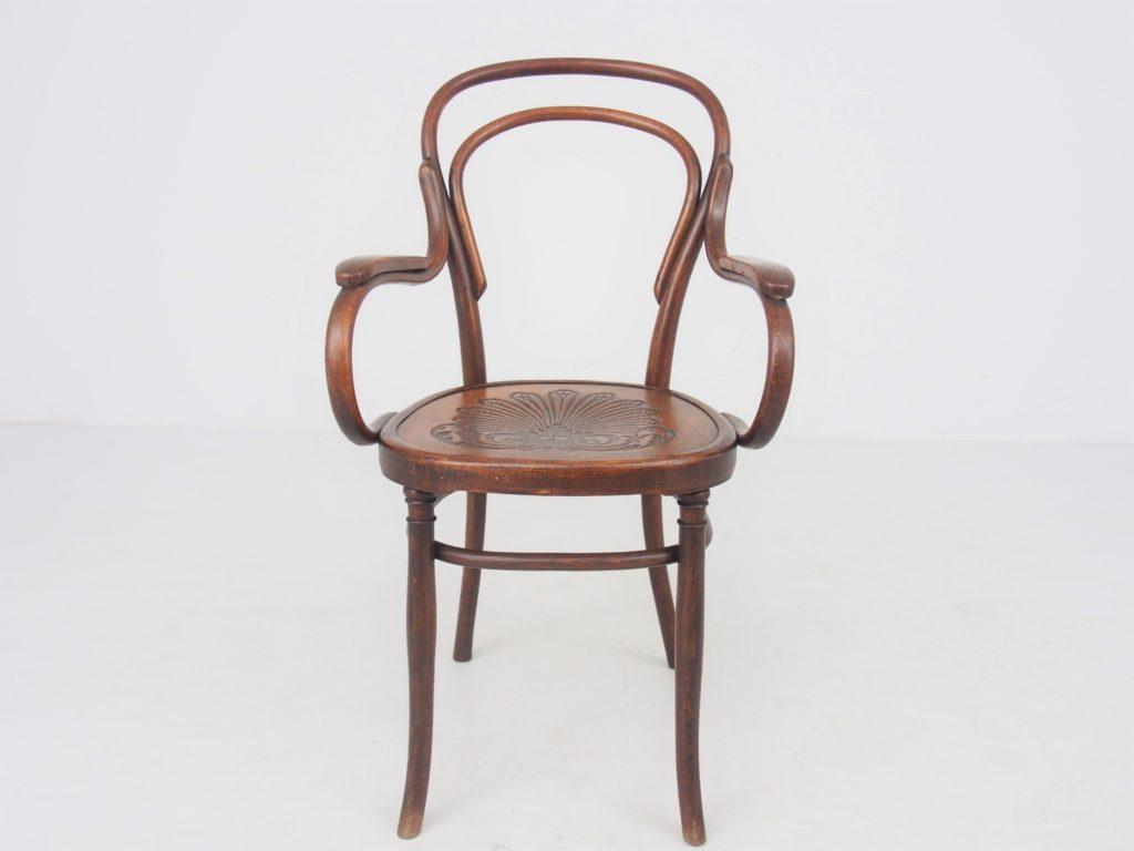 アンティークチェア ベントウッドチェア イギリスアンティーク アームチェア ひじ掛け椅子 イギリス家具 bentwoodChair antiquechair