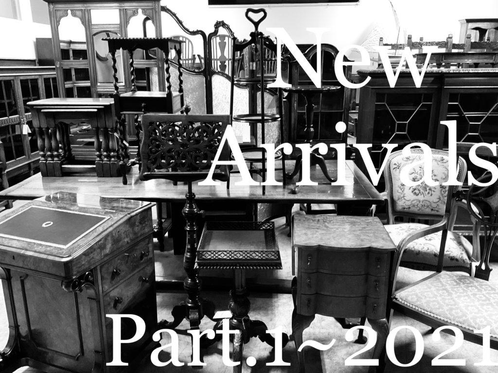 New Arrivals 2021~ Part.1