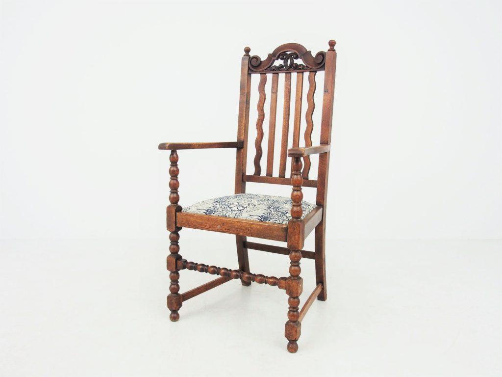 アームチェア(Fabric by William Morris)/14050101077