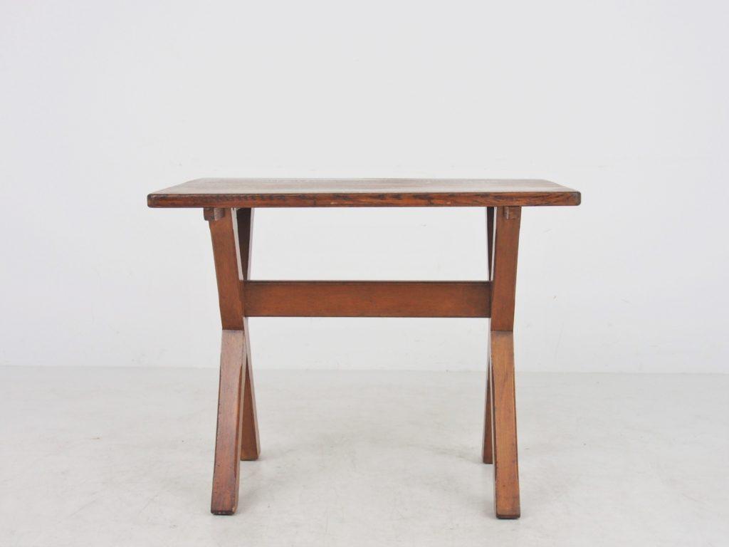スモールリフェクトリーテーブル/18050202034