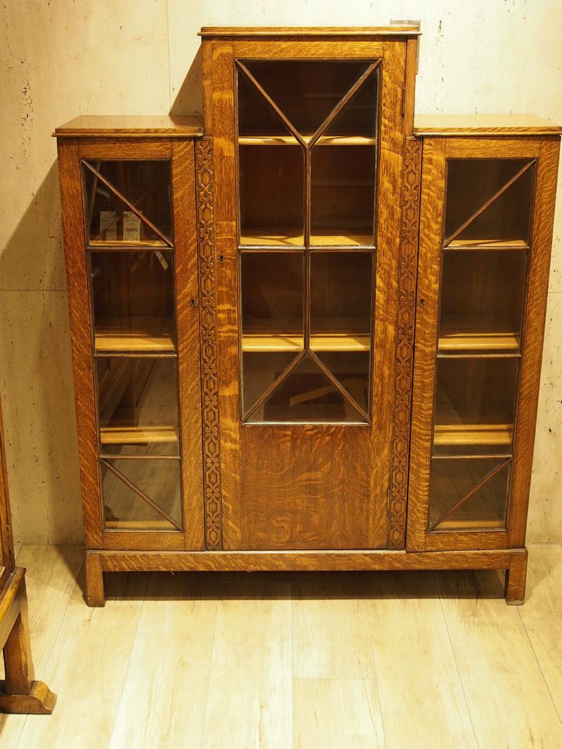 アンティークブックケース ツインアンティークス twin antiques アンティークファニチャー アンティークショップ アンティークストア アンティーク大阪 イギリスアンティーク 英国アンティーク家具