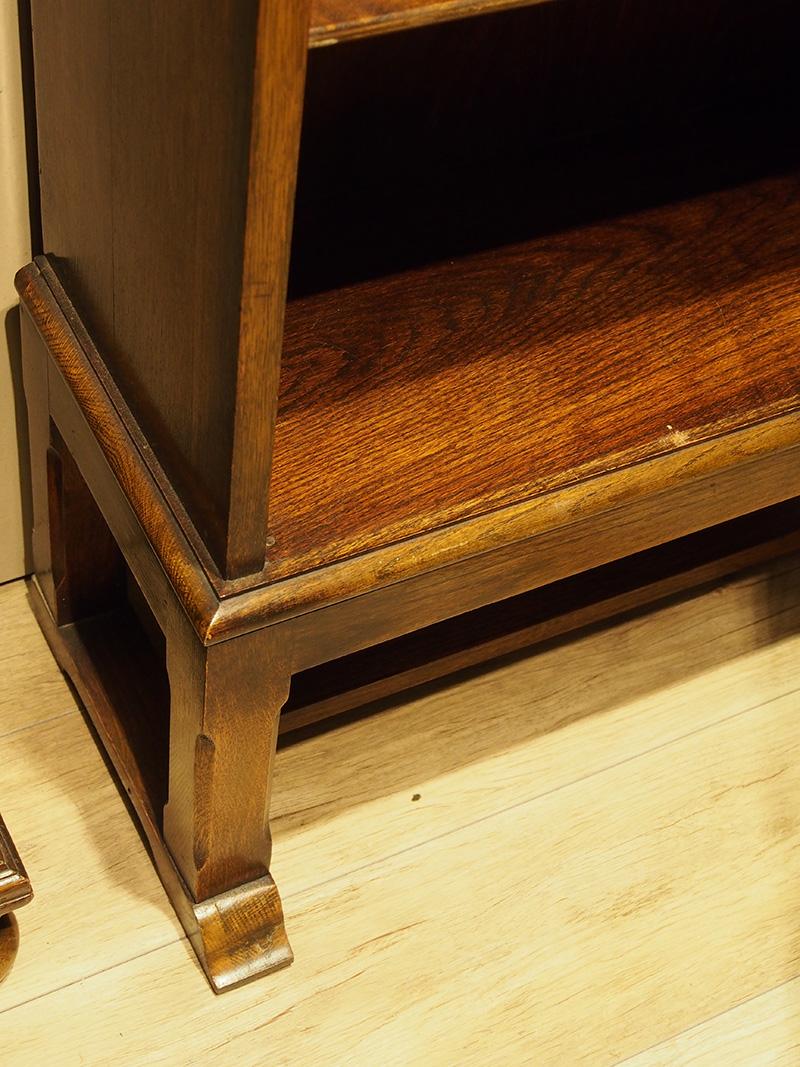 ツインアンティークス twin antiques アンティークファニチャー アンティークショップ オークブックケース アンティーストア イギリスアンティーク 英国アンティーク 西欧アンティーク アンティーク大阪