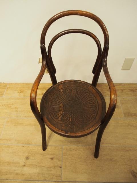 ベントウッドチャイルドチェア ベントウッドチェア チャイルドチェア 子供イス 曲げ木イス トーネット アンティーク椅子 アンティークチェア アンティーク家具