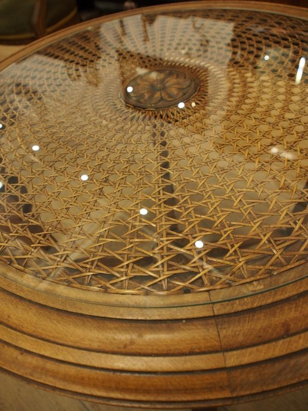 ラウンドコーヒーテーブル アンティークコーヒーテーブル アンティークファニチャー アンティーク家具 アンティークショップ アンティーク大阪 TWIN ANTIQUES ツインアンティークス フレンチアンティーク家具 西欧アンティーク家具