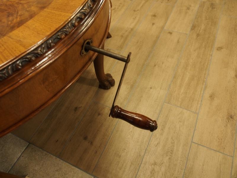 バーウォルナットテーブル アンティークテーブル ダイニングテーブル エクステンションテーブル アンティークファニチャー アンティーク家具 アンティークショップ アンティーク大阪 TWIN ANTIQUES ツインアンティークス イギリスアンンティーク家具 英国アンティーク家具