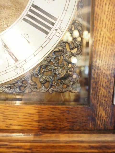 アンティーククロック 柱時計 アンティーク時計 アンティークショップ アンティーク大阪 アンティークファニチャー TWIN ANTIQUES ツインアンティークス イギリスアンティーク 英国アンティーク