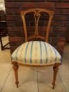 アンティーク家具 アンティーク チェア 椅子 イス ヴィクトリアンチェア ウォルナット ツインアンティークス