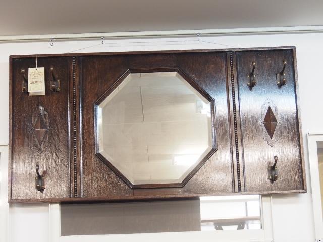 ミラー ウォールミラー 鏡 壁掛け鏡 アンティーク家具 イギリスアンティーク