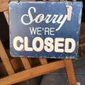 本日8月23日は、17:30閉店となります。