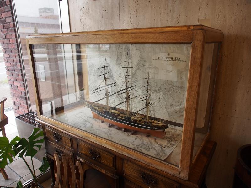船模型 船 ディスプレイ カティーサーク ティークリッパー 帆船 アンティークオブジェ ヴィンテージオブジェ アンティーク小物 ヴィンテージ小物 帆船模型 アンティーク