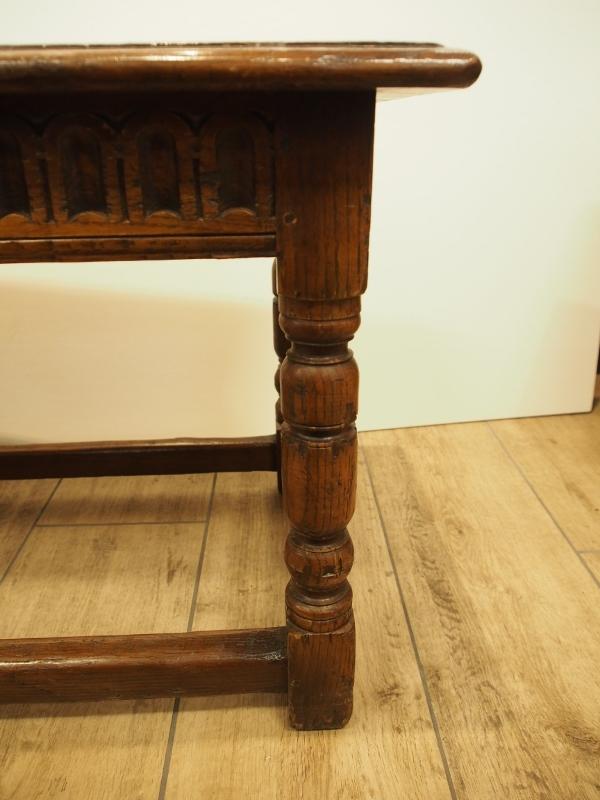 アンティーク家具 箕面 ベンチ 椅子 イプスウィッチ カントリー ヴィンテージ家具 ビンテージ家具 イギリスアンティーク家具 イギリス 英国家具 イギリス家具 ツインアンティークス
