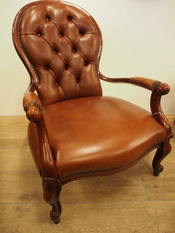 アンティーク家具 箕面 アームチェア チェア 椅子 イス 肘掛け椅子 肘掛けソファ 一人がけ レザーチェア ヴィンテージ家具 ビンテージ家具 イギリスアンティーク家具 イギリス 英国家具 イギリス家具 アンティーク家具大阪