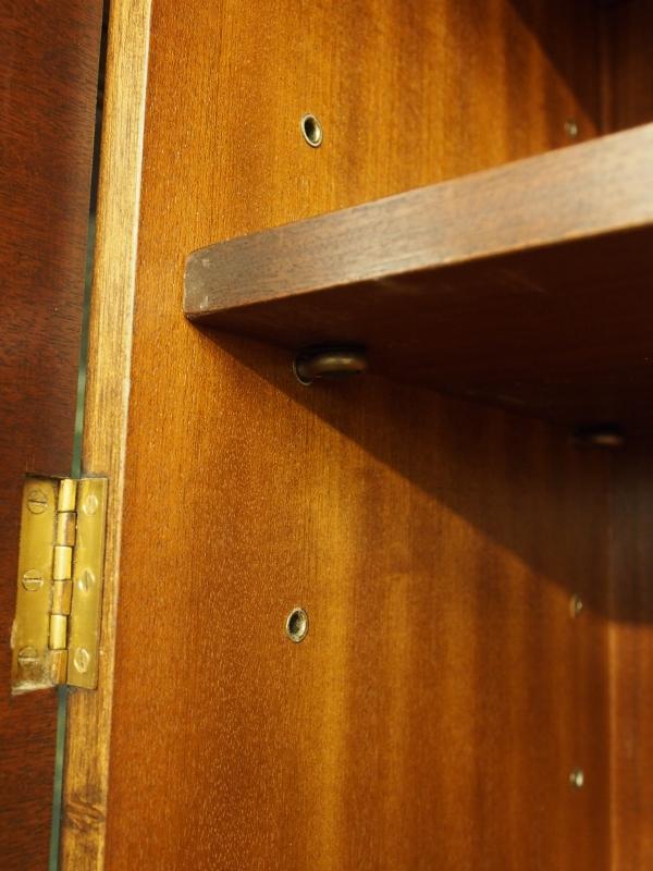 アンティーク家具 箕面 ブックケース 本棚 キャビネット ディスプレイ 収納 カントリー ベバン・ファンネル社 ヴィンテージ家具 ビンテージ家具 イギリス イギリスアンティーク家具 英国家具 イギリス家具