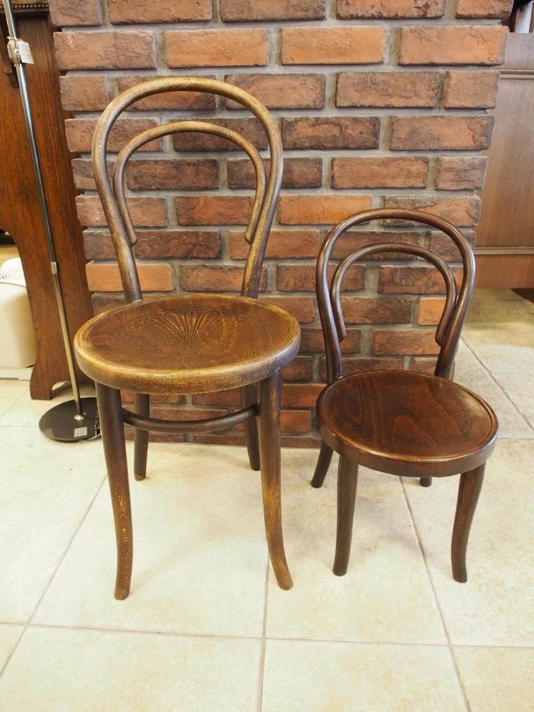 アンティーク ベントウッドチェア キッズチェア 子供用椅子 曲げ木 イス 椅子 一人掛け カントリー シャビー ヴィンテージ ビンテージ イギリスアンティーク 英国家具 イギリス