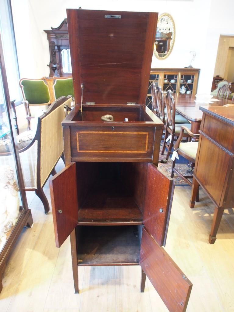 アンティーク家具 ガラード レコードキャビネット ターンテーブル GARRARD レコード 蓄音機 イギリスアンティーク antique