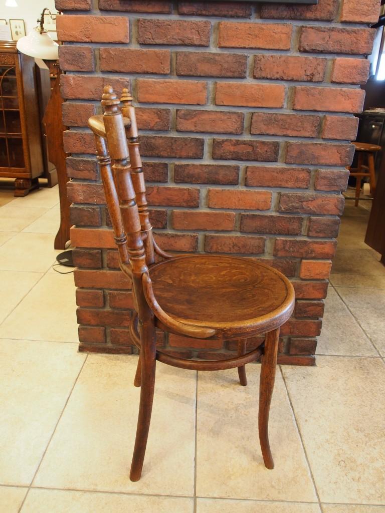 アンティーク家具 大阪 ベントウッド チェア 曲げ木 イス 椅子 一人掛け キッチンチェア カフェ カントリー シャビー ヴィンテージ ビンテージ イギリスアンティーク 英国家具 イギリス