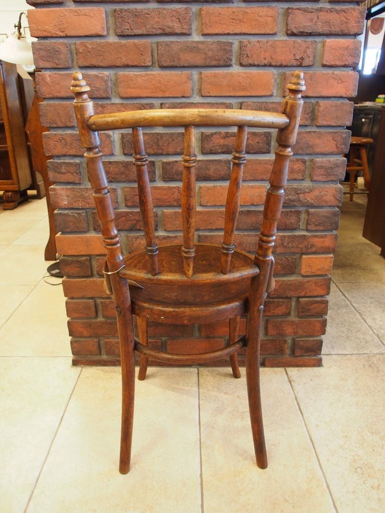 アンティーク家具 大阪 ベントウッド チェア スピンドルバック 曲げ木 イス 椅子 一人掛け キッチンチェア カフェ カントリー シャビー ヴィンテージ ビンテージ イギリスアンティーク 英国家具 イギリス