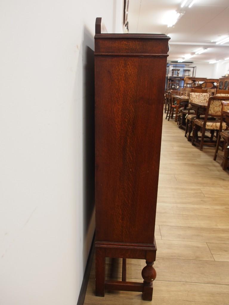 アンティーク家具 ブックケース 本棚 キャビネット ディスプレイ 収納 ツインアンティークス twinantiques アンティーク 大阪