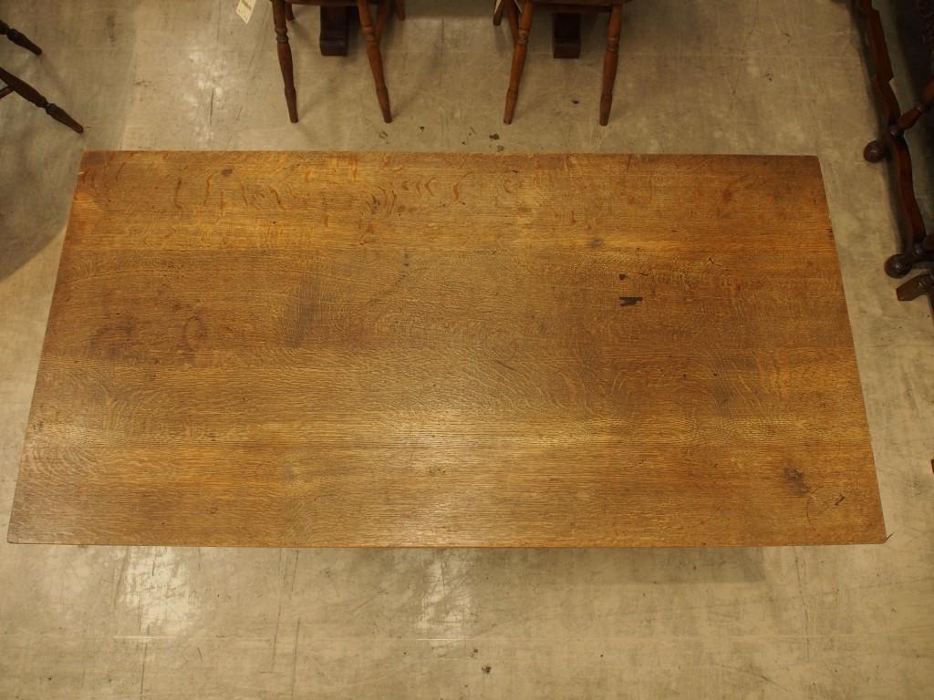 アンティーク家具 大阪 リフェクトリーテーブル ダイニングテーブル テーブル 作業台 カントリー シャビー ソリッドオーク ヴィンテージ家具 ビンテージ家具 イギリスアンティーク イギリス 英国家具 イギリス家具