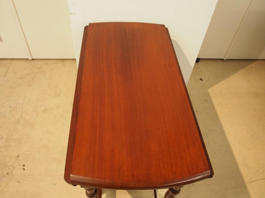 アンティーク家具 ゲートレッグ 伸縮式テーブル ドロップリーフ ダイニングテーブル テーブル ツインアンティークス twinantiques 大阪