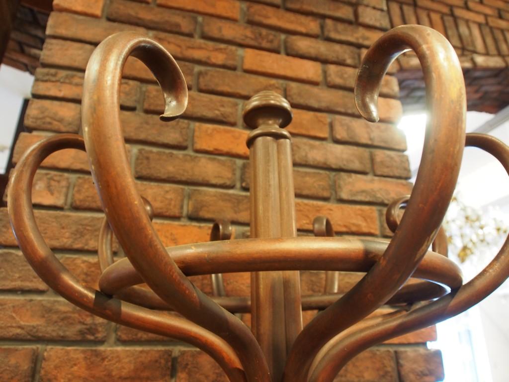 アンティーク家具 ベントウッド ハットスタンド コートハンガー ハンガーラック ツインアンティークス 大阪