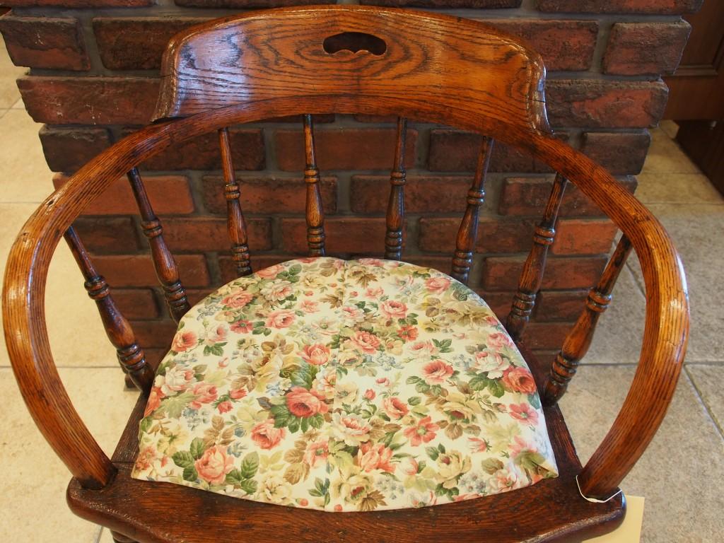 アンティーク家具 アームチェア 椅子 チェア ツインアンティークス 大阪