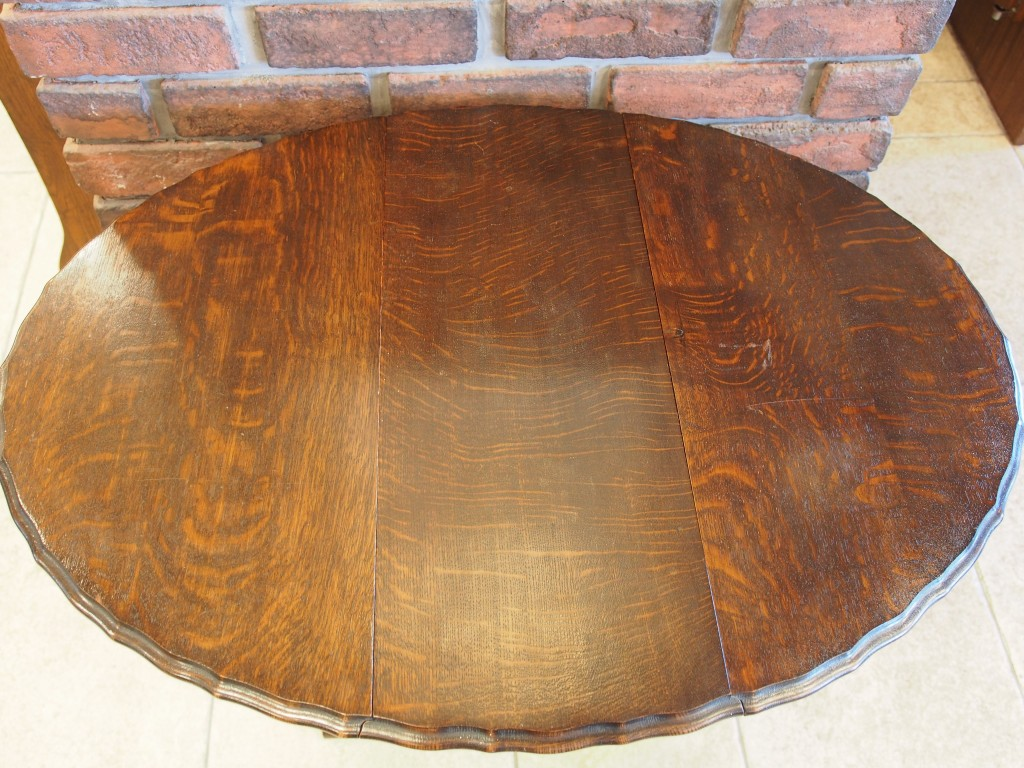 アンティーク家具 ドロップリーフテーブル ゲートレッグテーブル 折りたたみ式テーブル サイドテーブル  コンソール ツインアンティークス
