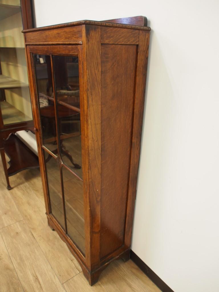 アンティーク家具 ブックケース 本棚 キャビネット ディスプレイ 収納 ツインアンティークス twinantiques 大阪