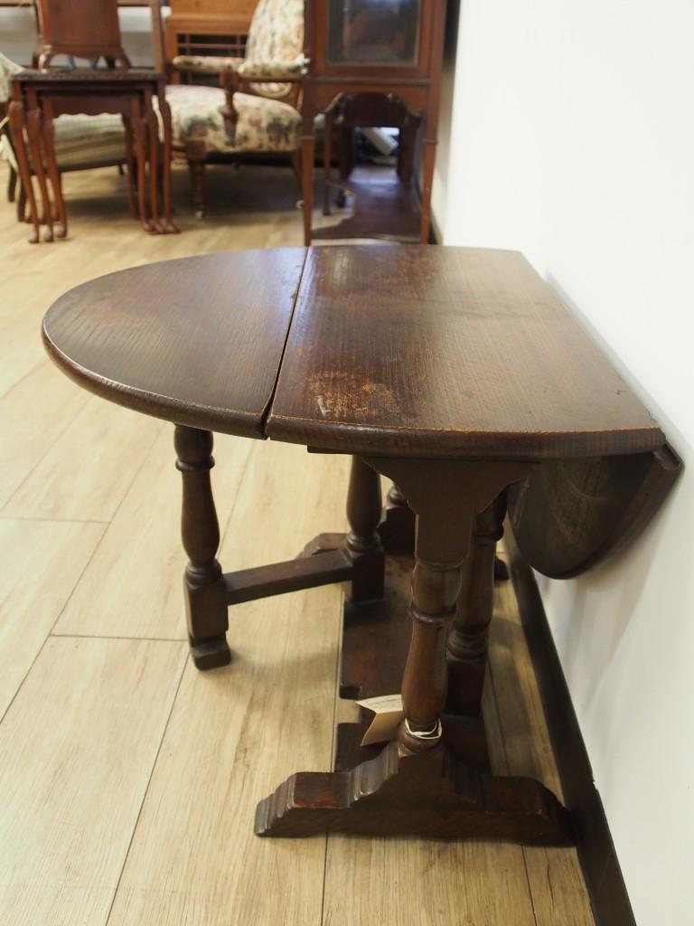 ゲートレッグ コーヒーテーブル / 13040106075