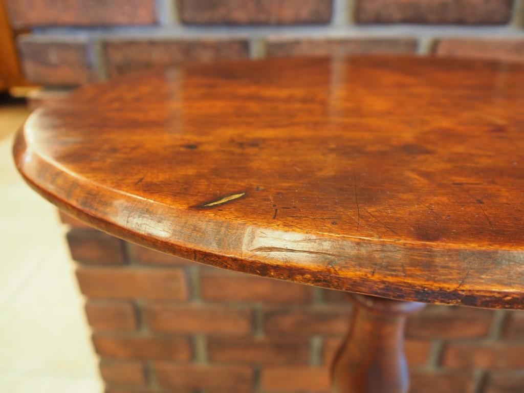 アンティーク家具 オケージョナルテーブル サイドテーブル マホガニー ツインアンティーク 大阪